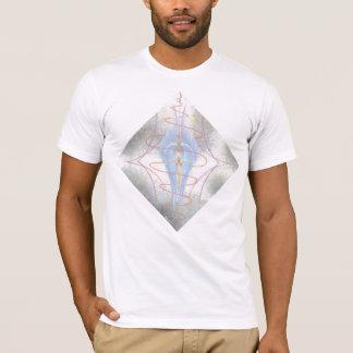 Protección angelical - la camiseta de los hombres