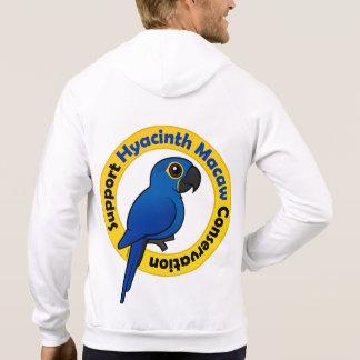 Protección del Macaw del jacinto de la ayuda Camiseta