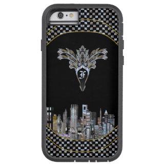 Protección del monograma de Urbanscape IV Funda Tough Xtreme iPhone 6