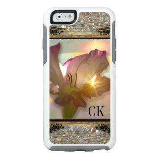protección floral femenina del bonito del funda otterbox para iPhone 6/6s