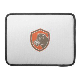 Protección lateral de la cabeza del Razorback del Funda Para Macbook Pro