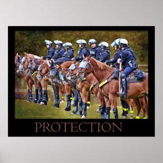 Protección Póster