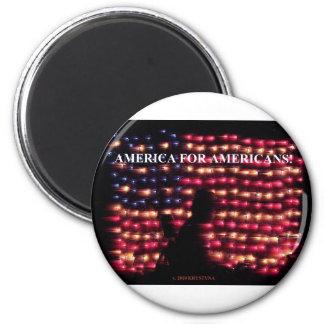 PROTECT AMERICAfi Magnet