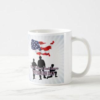 Protect And Serve Veterans Day Mug
