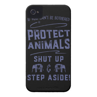 Protect Animals 2 iPhone 4 Case-Mate Case