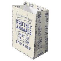 Protect Animals Medium Gift Bag