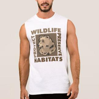 Protect Bears Sleeveless Shirt