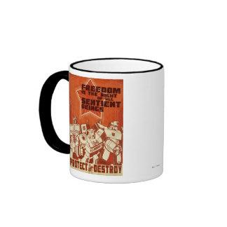 Protect/Destroy Ringer Mug