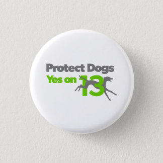 Protect Dogs small button
