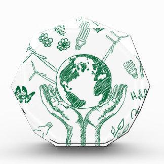 Protect environment award