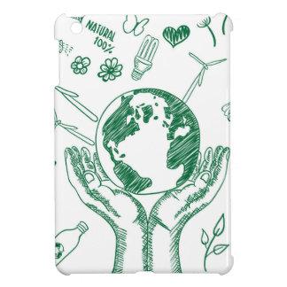 Protect environment iPad mini cases