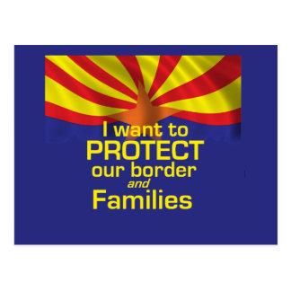 Protect Families Arizona Postcard