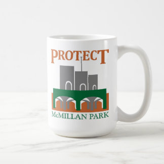Protect McMillan Park Coffee Mug