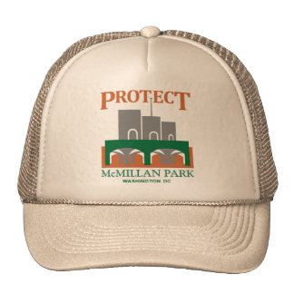 Protect McMillan Park Hat