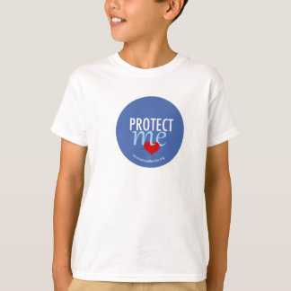 Protect Me (Vaccinate California) T-Shirt
