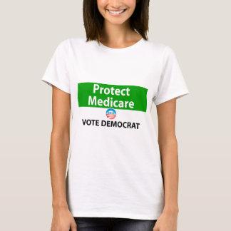 Protect Medicare: Vote Democrat T-Shirt