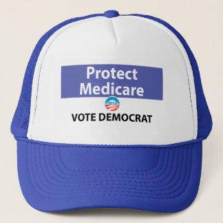 Protect Medicare: Vote Democrat Trucker Hat