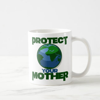 Protect Mother Earth for Earth Day Coffee Mug