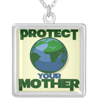 Protect Mother Earth for Earth Day Custom Jewelry