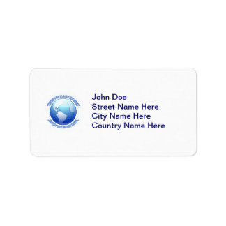 Protect Mother Earth Label