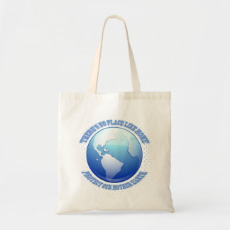 Protect Mother Earth Tote Bag