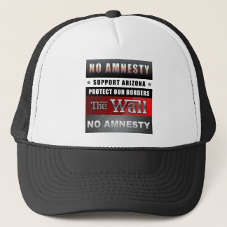 Protect Our Borders Trucker Hat
