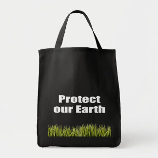 Protect our Earth Bag