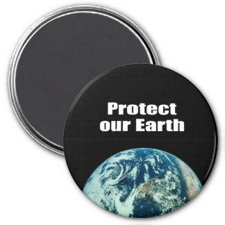 Protect our Earth Magnets