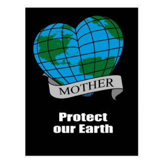 Protect our Earth Postcard