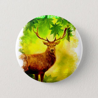 Protect Our Environment Pinback Button