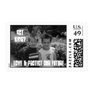Protect Our Future Stamps