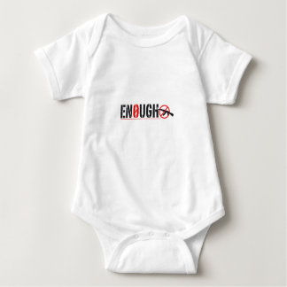 Protect Our Kids Not Guns Baby Bodysuit