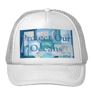 Protect our Oceans Hat
