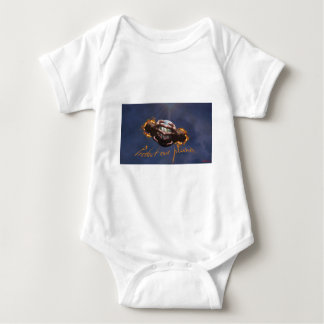 Protect our planet baby bodysuit