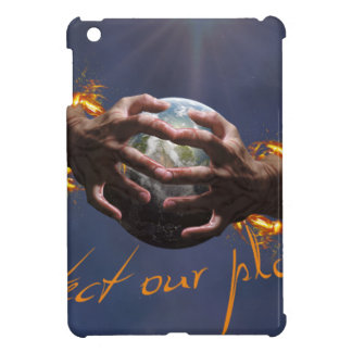 Protect our planet iPad mini covers