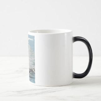 Protect our planet magic mug