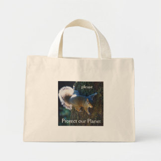 'Protect our Planet' Tote Tote Bag