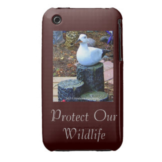 PROTECT OUR WILDLIFE Case-Mate iPhone 3 CASE