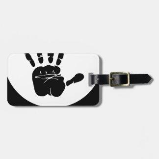 Protect Privacy Luggage Tag