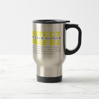 Protect Protest Mug