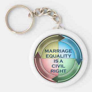 protect same-sex marriage key chain