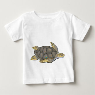 Protect Sea Turtles Baby T-Shirt