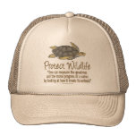 Protect Sea Turtles Trucker Hat