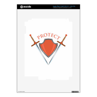 Protect Skins For iPad 3