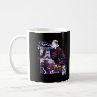 Protect The American Bald Eagle Coffee Mug