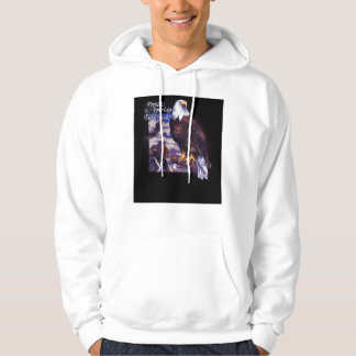 Protect The American Bald Eagle Hoodie