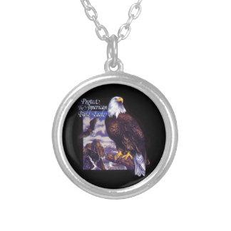 Protect The American Bald Eagle Custom Jewelry