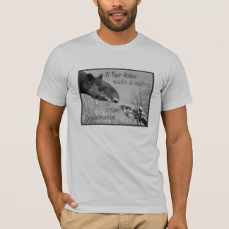 Protect the Andean Tapir! T-Shirt