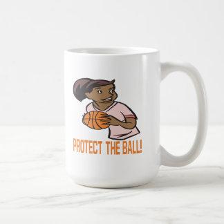 Protect The Ball Coffee Mug