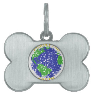 Protect the Earth Pet ID Tags